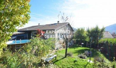 Maison 5 chambres, vue montagne, au calme, à Chirens à 5 min de Voiron